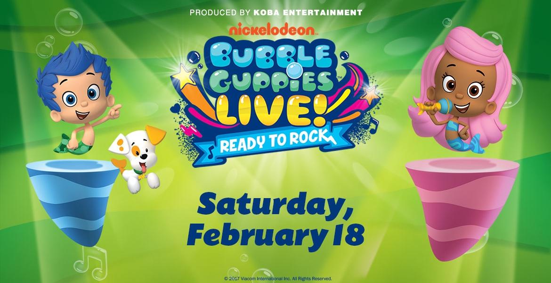 Bubble Guppies Live!