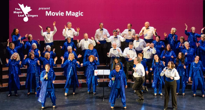 The Maple Leaf Singers – Movie Magic