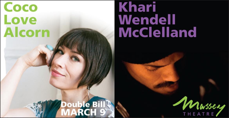 Coco Love Alcorn & Khari Wendell McClelland