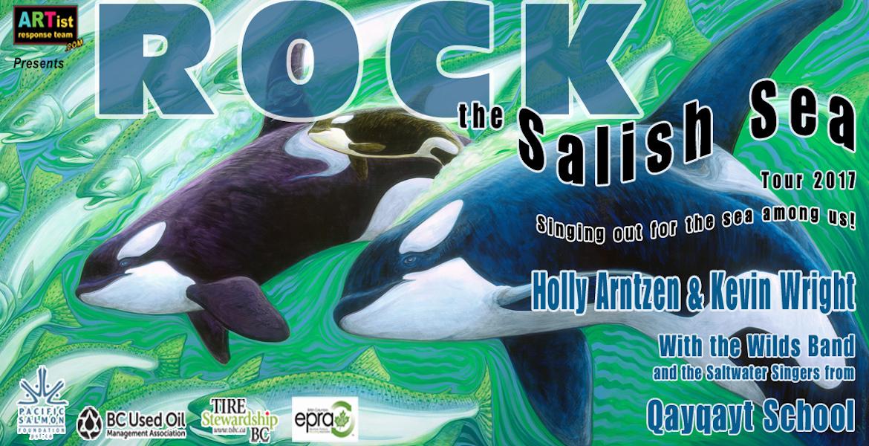 Rock the Salish Sea