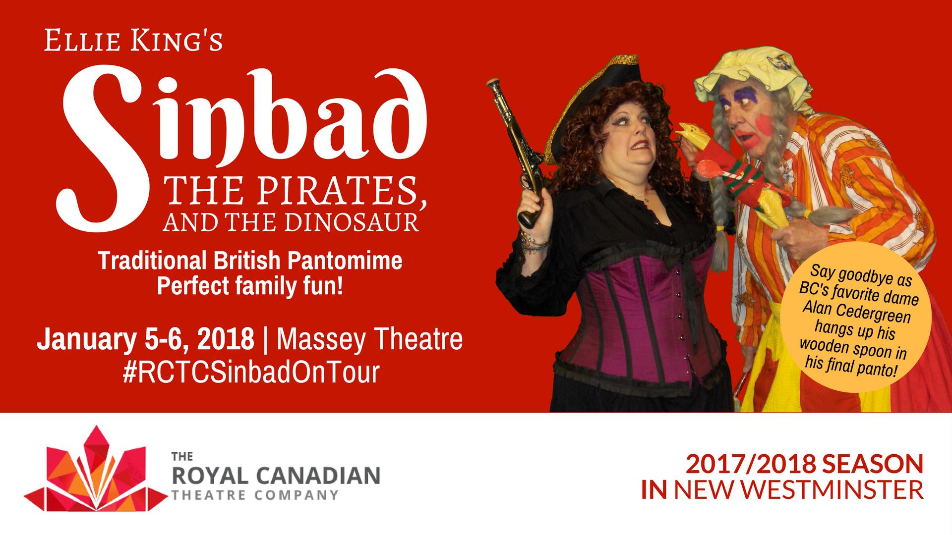 Simbad, the pirates