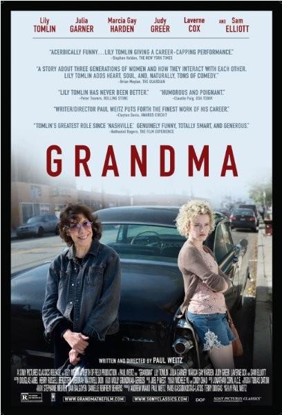 Grandma - Movie Poster