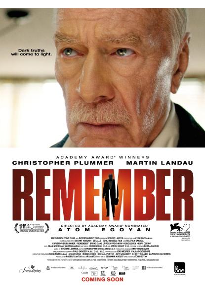 REMEMBER-Poster
