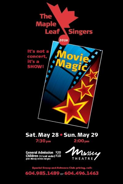 The Maple Leaf - Movie Magic