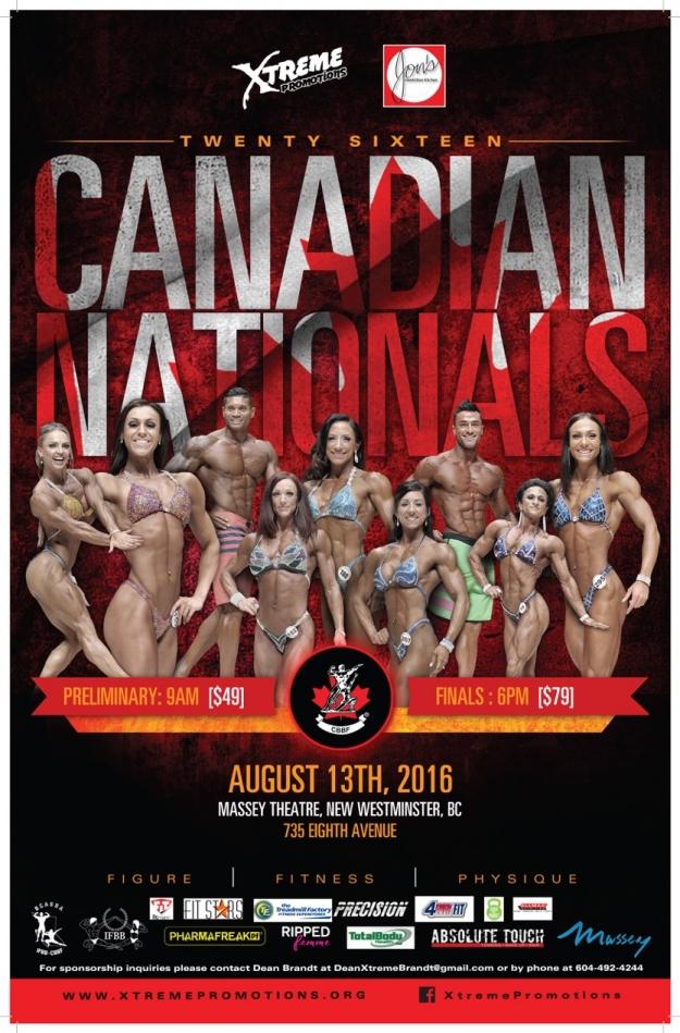 2016 CBBF Canadian Nationals
