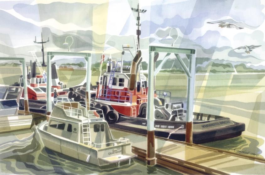 Fraser Tugboats