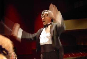 NWSO Conductor Jin Zhang