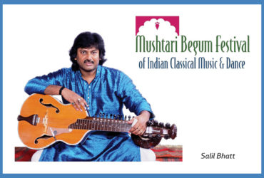Salil Bhatt featured at upcoming Mushtari Begum Festival
