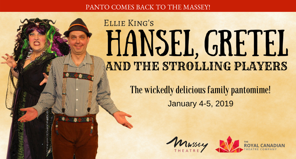 Hansel, Gretel & the Strolling Players