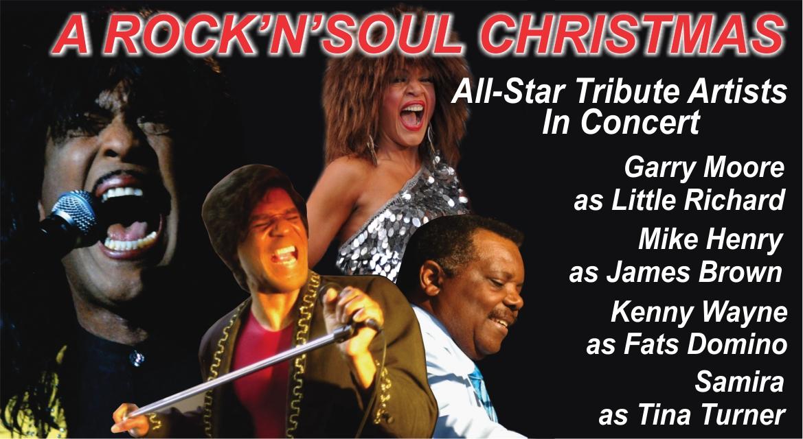 Rock N Soul Christmas