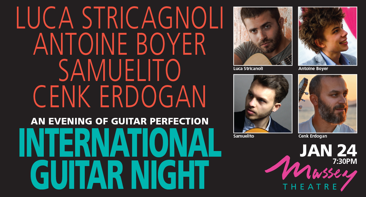 International Guitar Night