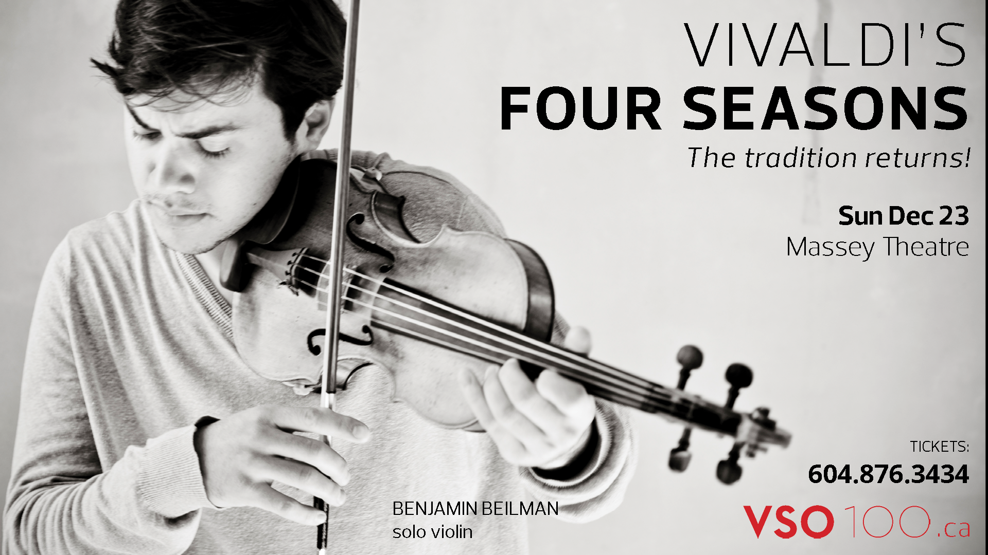 Vivaldi's Four Seasons VSO
