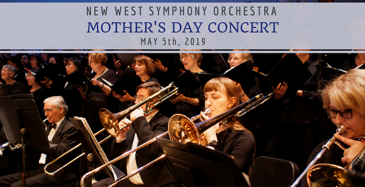 NWSO Mother's Day Concert