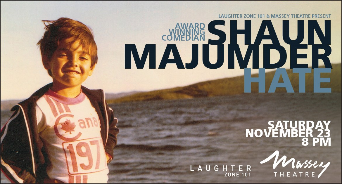 Shaun Majumder's HATE Tour