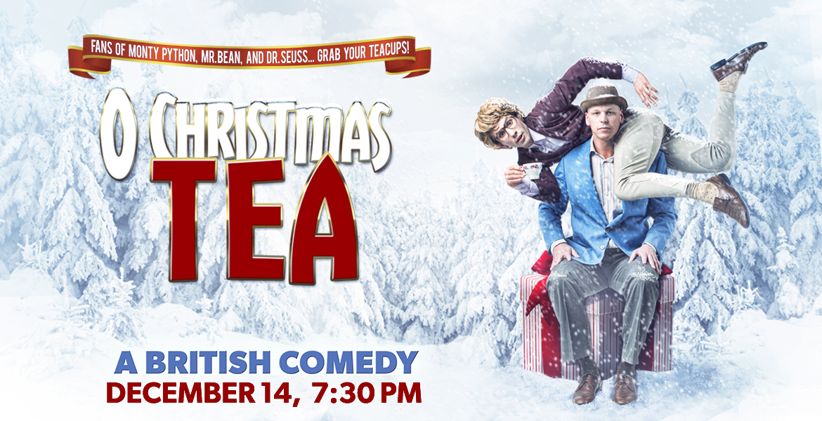 O Christmas Tea: A British Comedy