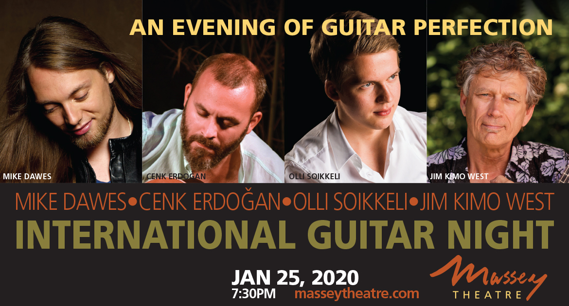 International Guitar Night 2020