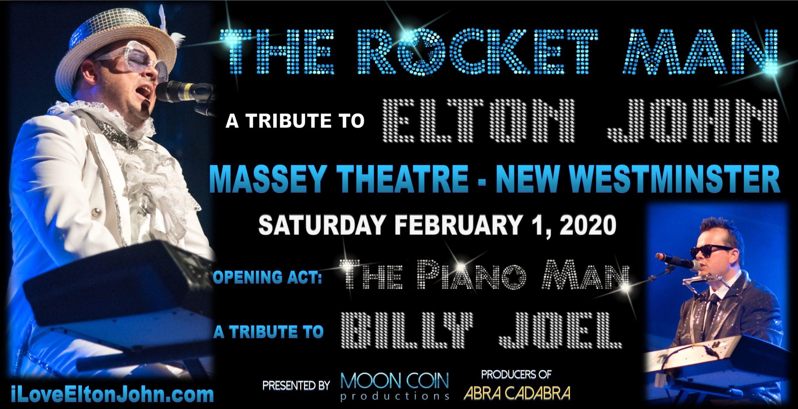 The Rocket Man: A Tribute to Elton John