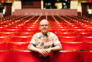 Shawn Sorensen: Massey Theatre Technical Dad-rector