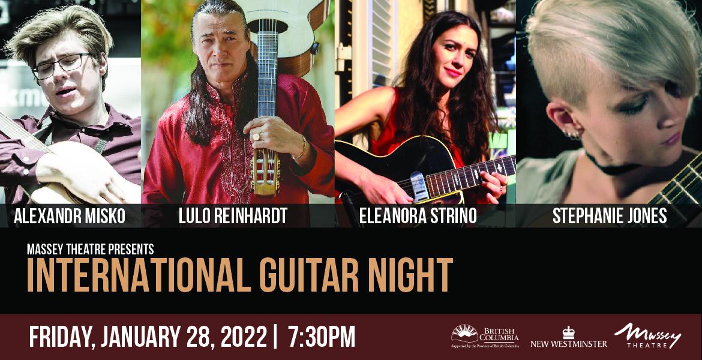 International Guitar Night 2022