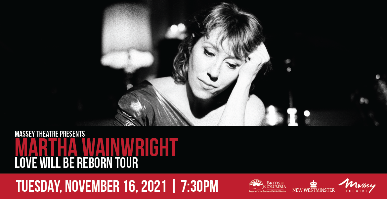 Martha Wainwright: Love Will Be Reborn